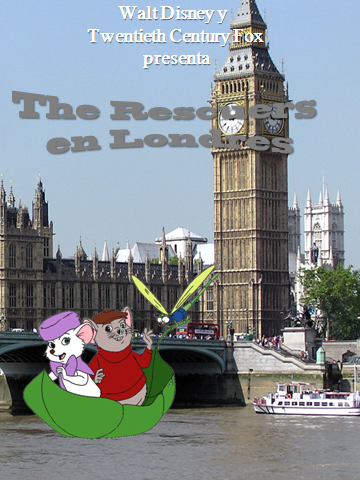 File:The Rescuers in London Poster (Latin America).png