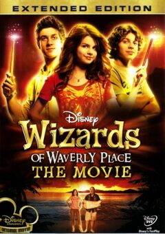 Wizards Of Waverly Place The Movie Cover