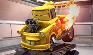 Mater dragster