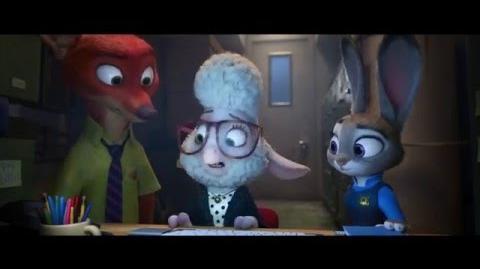 """Assistant Mayor Bellwether"" Clip - Disney's Zootopia"