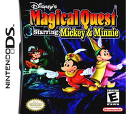 Disney's Magical Quest starring Mickey and Minnie - Nintendo DS
