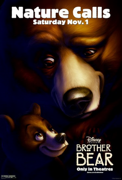 Brother Bear Poster
