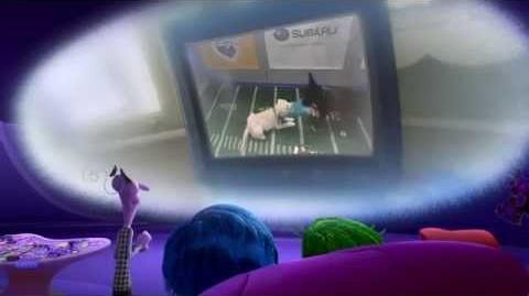 """Inside Out (2015) - """"Puppy Bowl"""" Special look"""