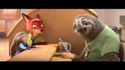 Zootropolis - UK Trailer 3 - OFFICIAL Disney HD