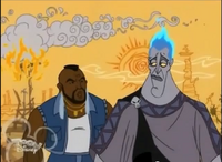 Hades and Mr T