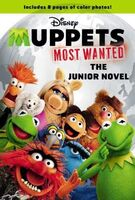 Muppets most wanted junior novel