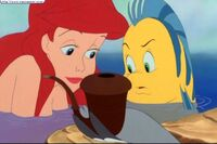 Ariel and Pipe