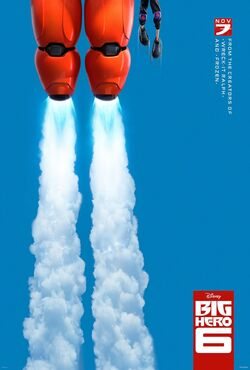 Big hero six xlg