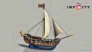 Ship Navy small Concept
