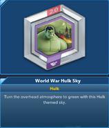 World War Hulk Sky 3.0