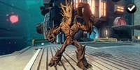Groot - Tough Bark