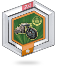 Hydra's Motorcycle