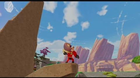 DISNEY INFINITY The Pride Lands (Featured Toy Box)