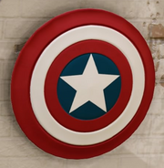 Captain America Wall Shield
