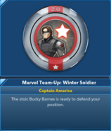 Marvel Team-Up - Winter Soldier 3.0