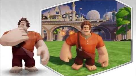 Disney Infinity - Wreck it Ralph Character Gameplay - Series 2