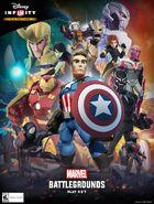 Marvel Battlegrounds Poster