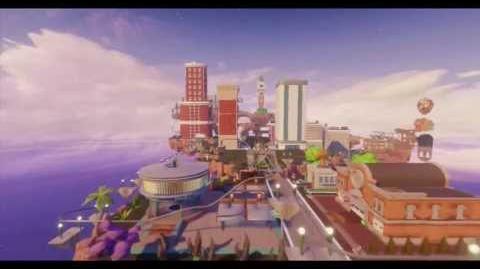 Disney Infinity - Toy Columbia (Toy Box) HD