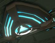 Helicarrier Light