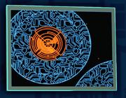 Game Grid Decorative Map