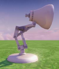 Di pixar lamp