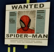 Spidey's Front Page News