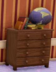 Darling Nursery Dresser