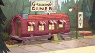 Greasy's Diner GF
