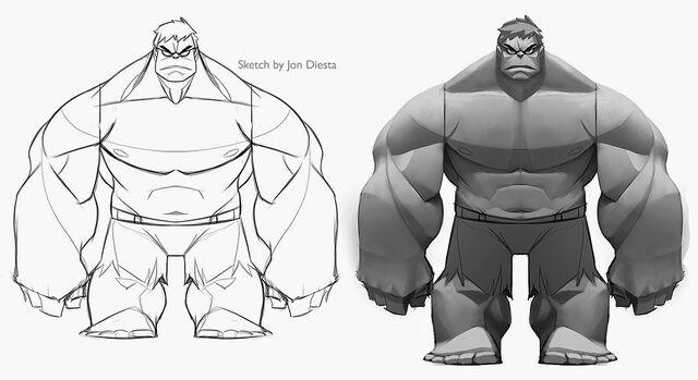 File:Grey Hulk Concept.jpeg