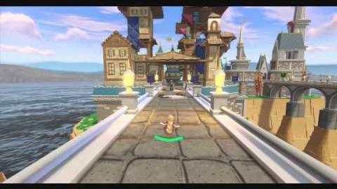DISNEY INFINITY Rapunzel's Rumble (Featured Toy Box)
