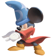 Mickey Infinity Render