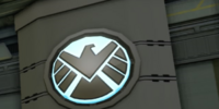 S.H.I.E.L.D. Wall Panel