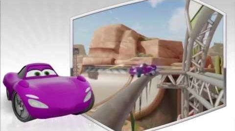 Disney Infinity - Holley Shiftwell Character Gameplay - Series 1