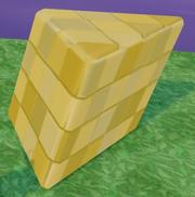 Wedge Blip Block