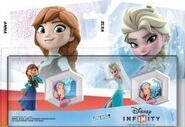 Disney Infinity Frozen Pack