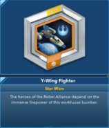 Y-Wing Fighter 3.0