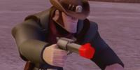 Cavendish's Pistol Man