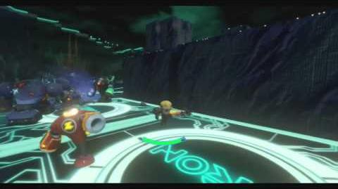 DISNEY INFINITY Tron Highway (Featured Toy Box)