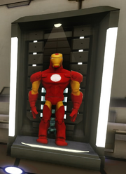Iron Man Suit Mark 7