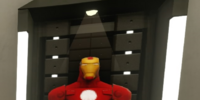 Iron Man Suit: Mark 7