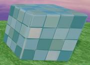 Square Blip Block