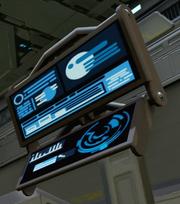 Avengers Tower Monitor