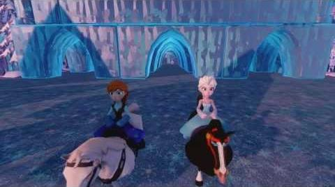 Disney Infinity Frozen Toy Box Pack