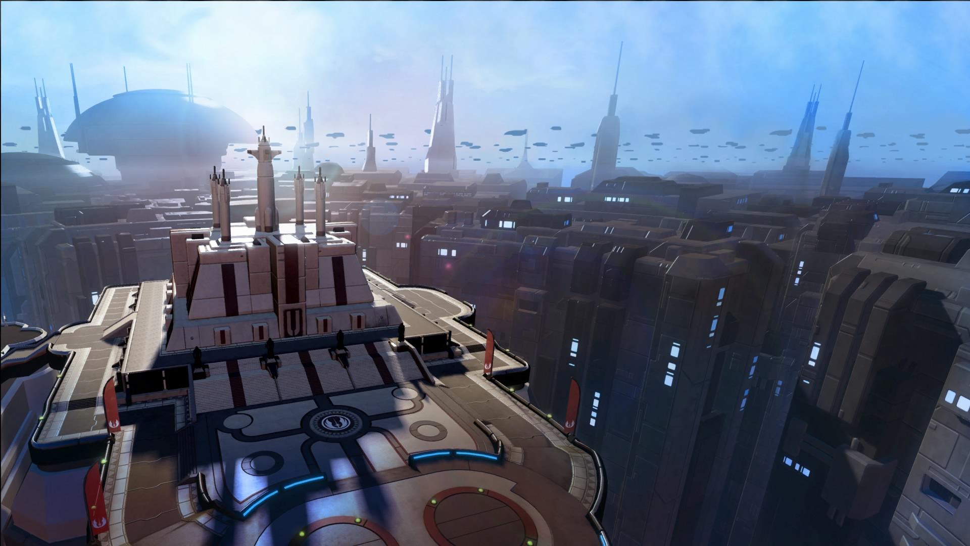 Coruscant Disney Infinity Wiki Fandom Powered By Wikia