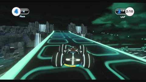 Tron City Race