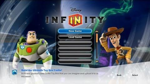 Creating DISNEY INFINITY Play Sets
