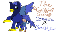 The Griffin Games Conner and Sonic