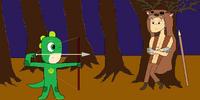 Gekko And The Buck's Moon Prince