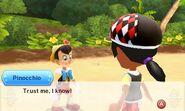 Pinocchio Met Mii - DMW2