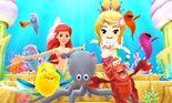 Ariel with Friends and Mii - DMW2